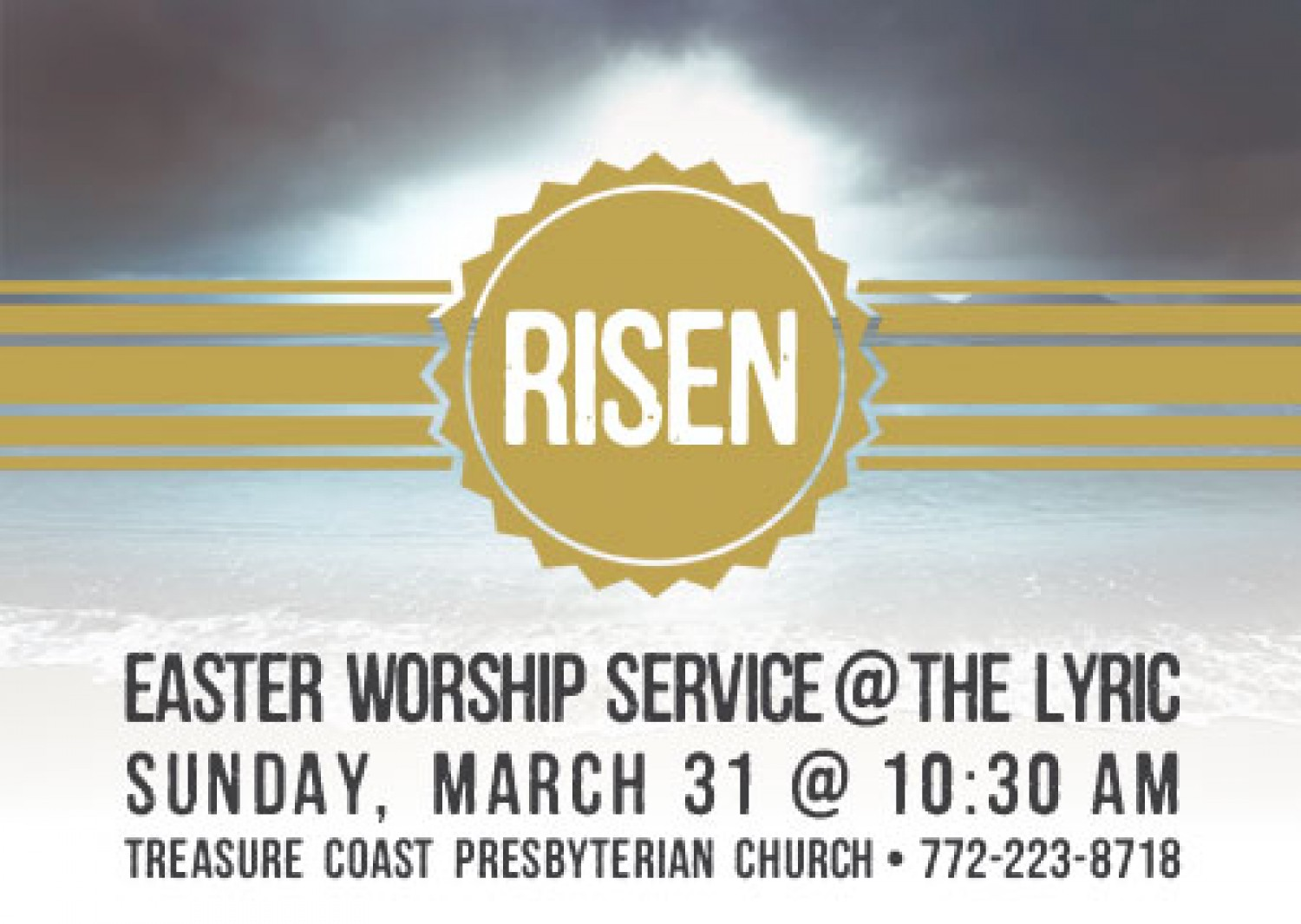 Easter worship service treasure coast presbyterian churchshow treasure coast presbyterian church invites you to join us at the lyric theater for our easter worship service what you can expect is a warm welcoming and stopboris Images
