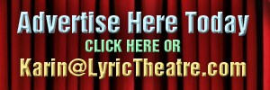 Advertise on lyrictheatre.com !
