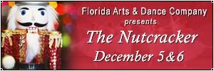 FADC presents The Nutcracker ~ Dec. 5th & 6th!