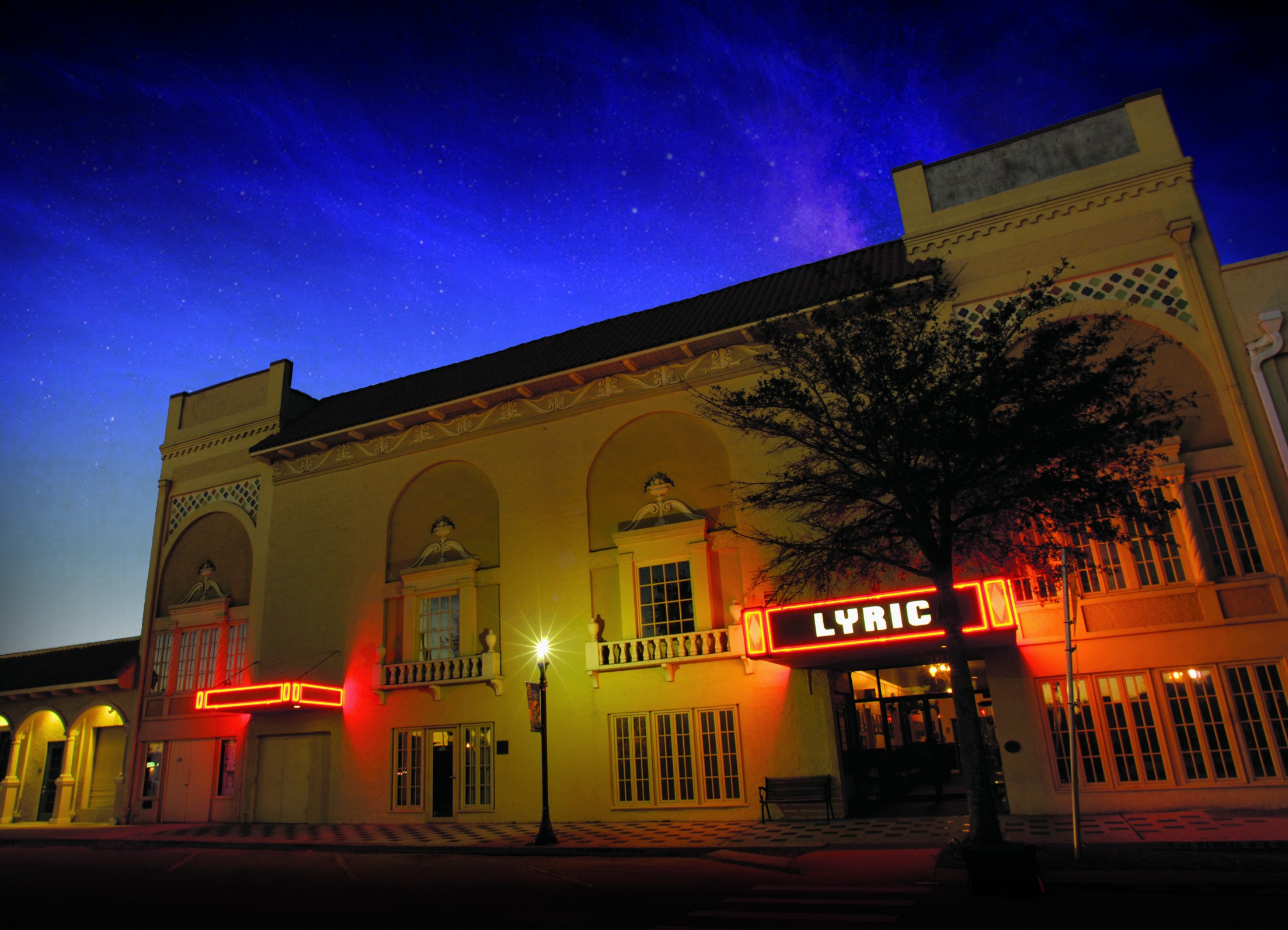 lyric theatre 59 sw flagler ave stuart fl location