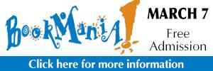 MC Library Foundation Book Mania March 7, 2015