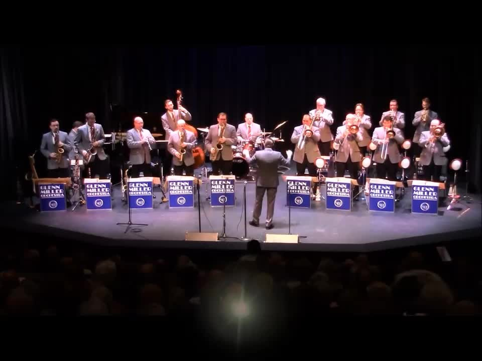 Glenn Miller Orchestra|Show | The Lyric Theatre