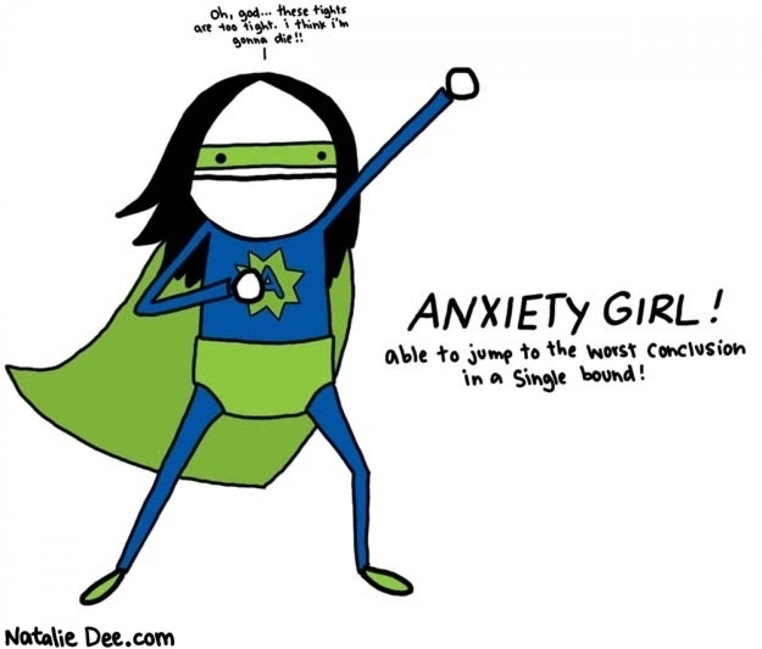 24 Comics That Capture The Frustrations Of Anxiety Disorder News Nexus Youth Services