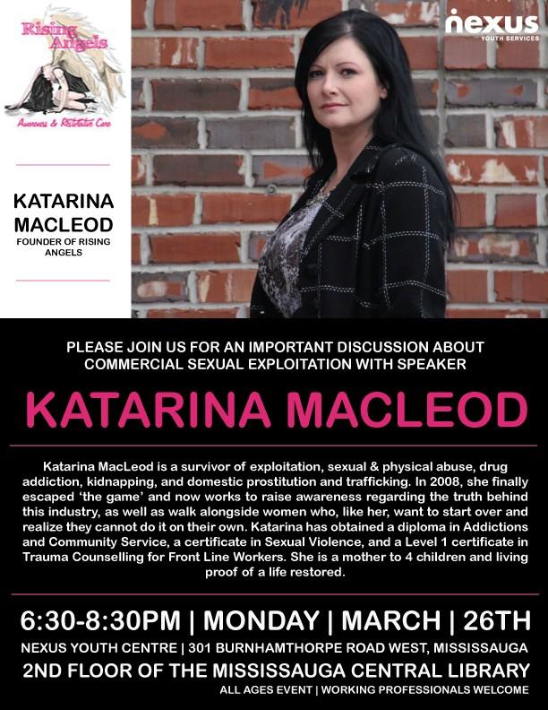 Katarina MacLeod - March 26, 2018