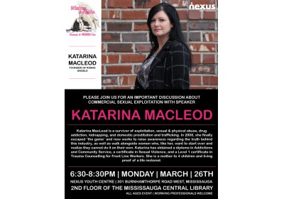 Katarina MacLeod - March 26, 2018