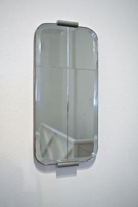 Axel Lieber: short cuts (mirror), 2007