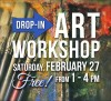 Drop-In Art Winter 2016