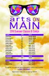 Arts on Main Summer Art Camps