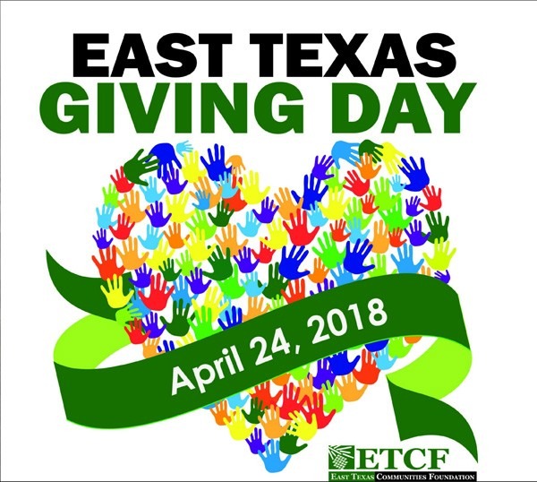 East Texas Giving Day 2018