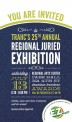 TRAHC Regional Juried Exhibition Invite