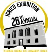 2014 juried exhibit logo