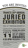 26th Annual Juried Exhibition Invitation