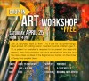 AOM Free Drop-In Art Class Apr 2015 Graphic