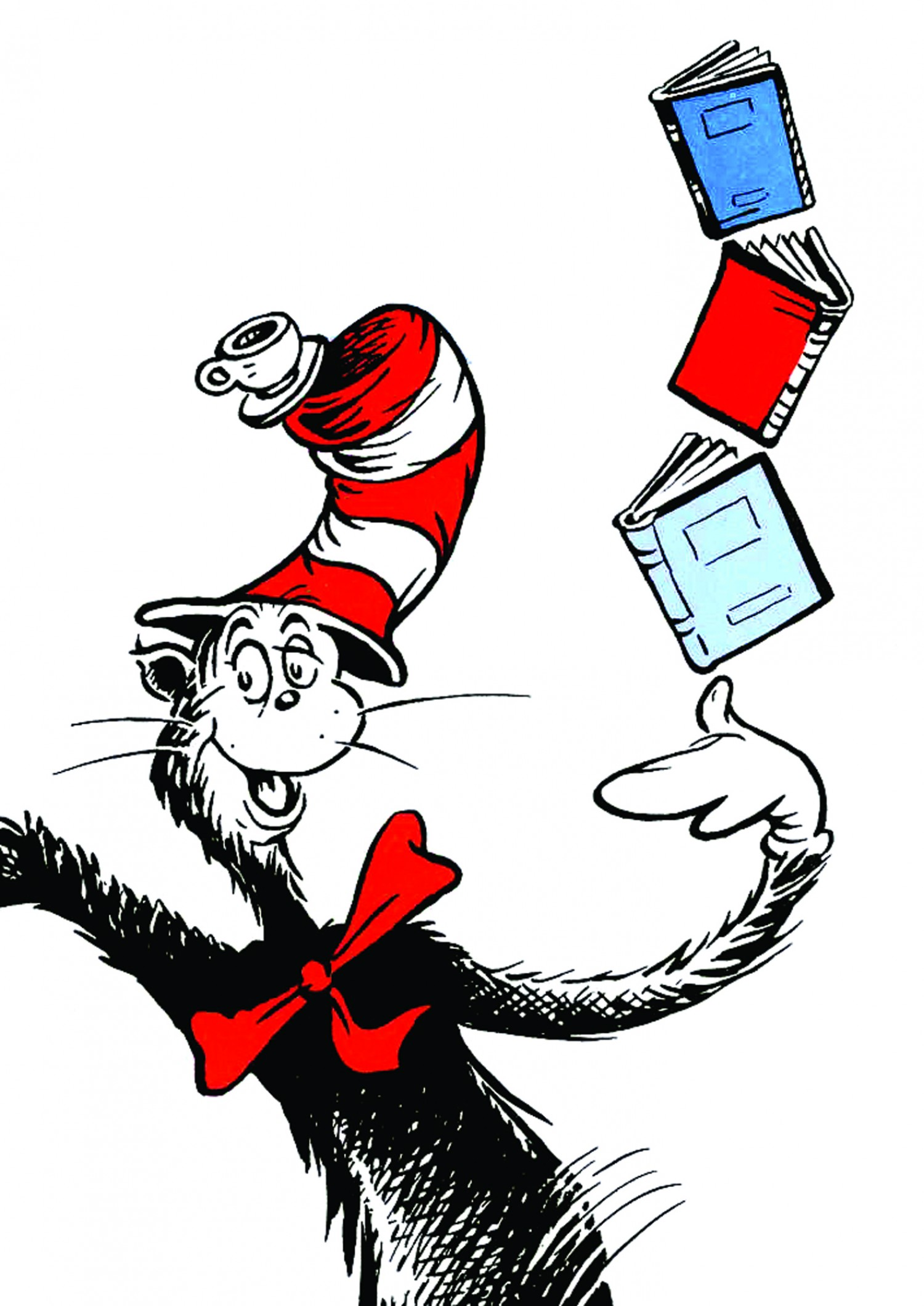 Dr Seuss Cat In The Hat Trahc Theatre For Young