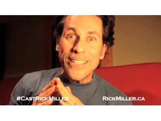 #CastRickMiller