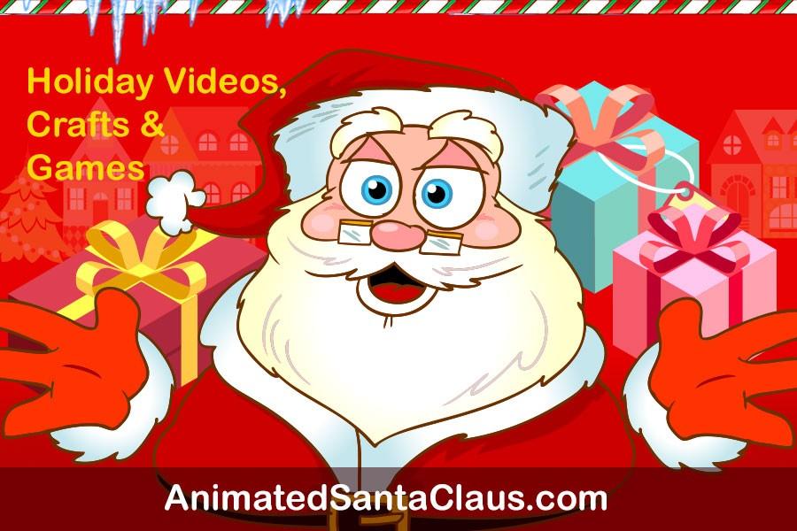 Visit: AnimatedSantaClaus.com