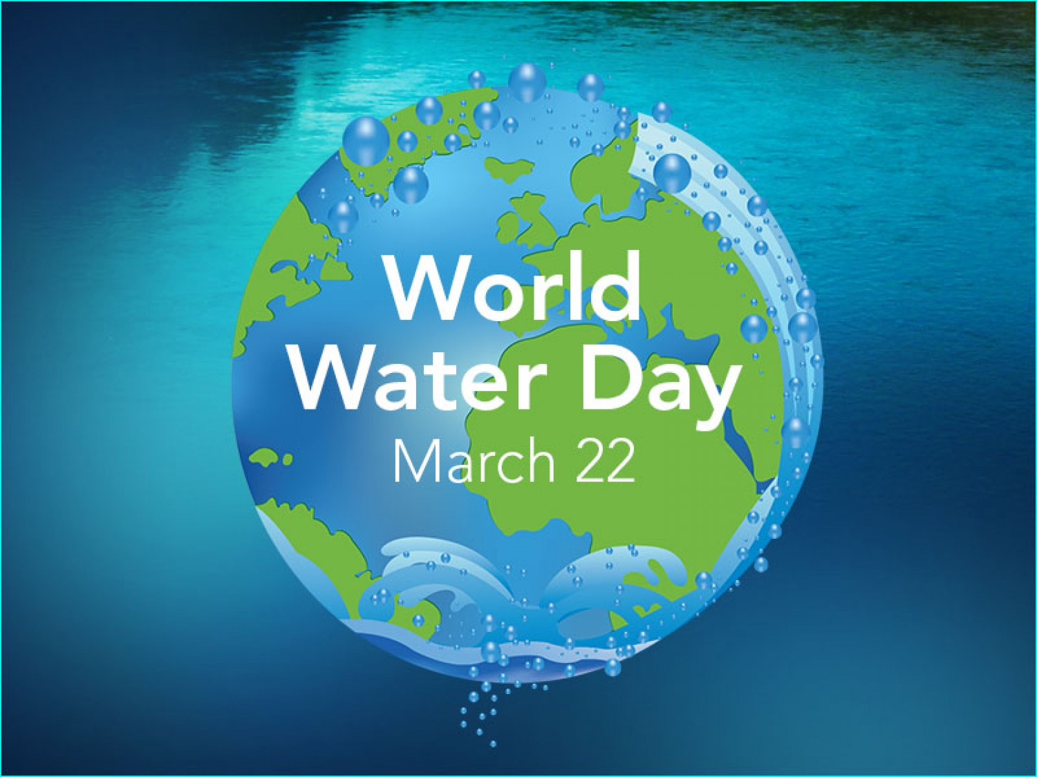 Celebrating World Water Day March 22|Articles | Ryder Rabbit