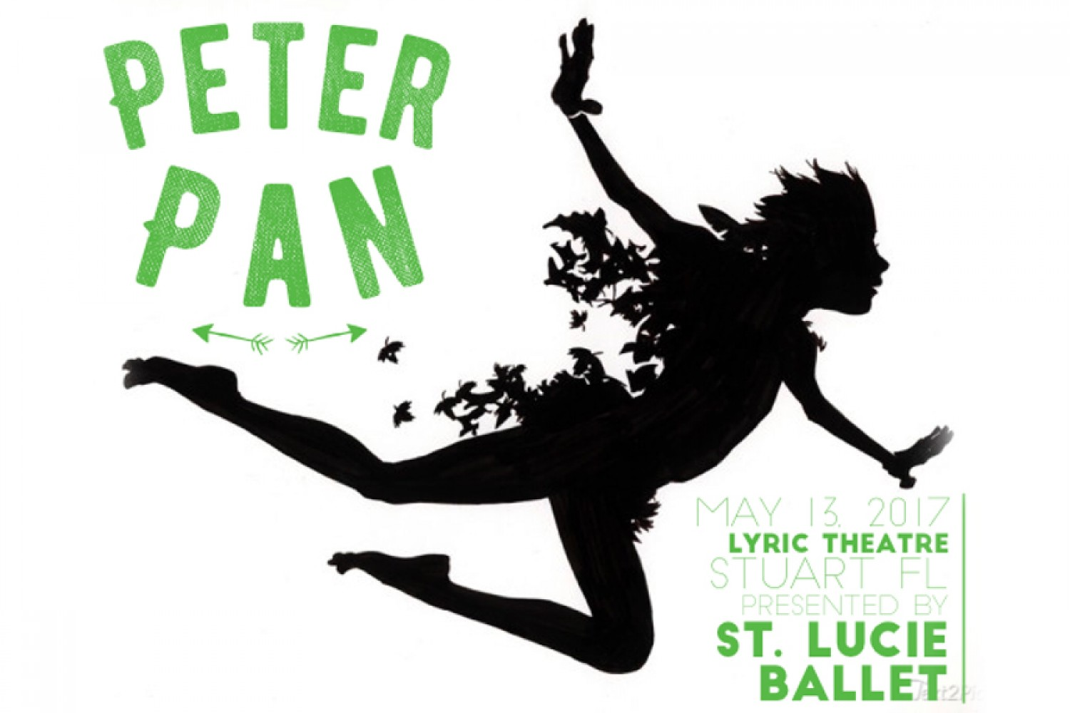 The Ballet of Peter Pan|Show | The Lyric Theatre
