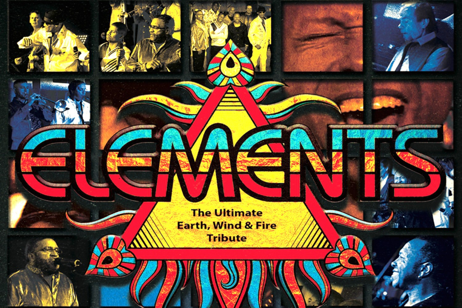 Elements: The Ultimate Earth Wind and Fire Tribute|Show