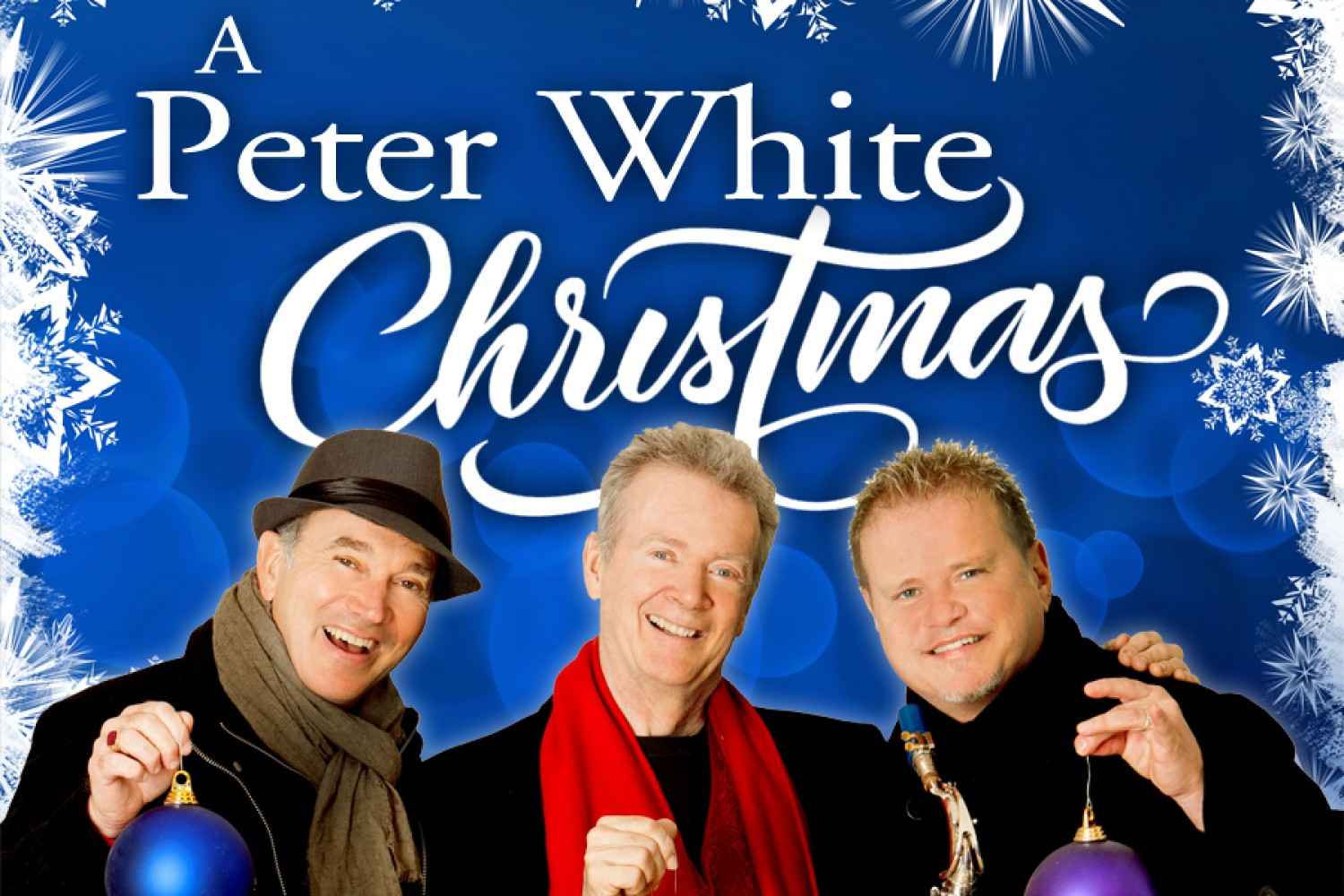 a peter white christmas featuring rick braun and euge groove show