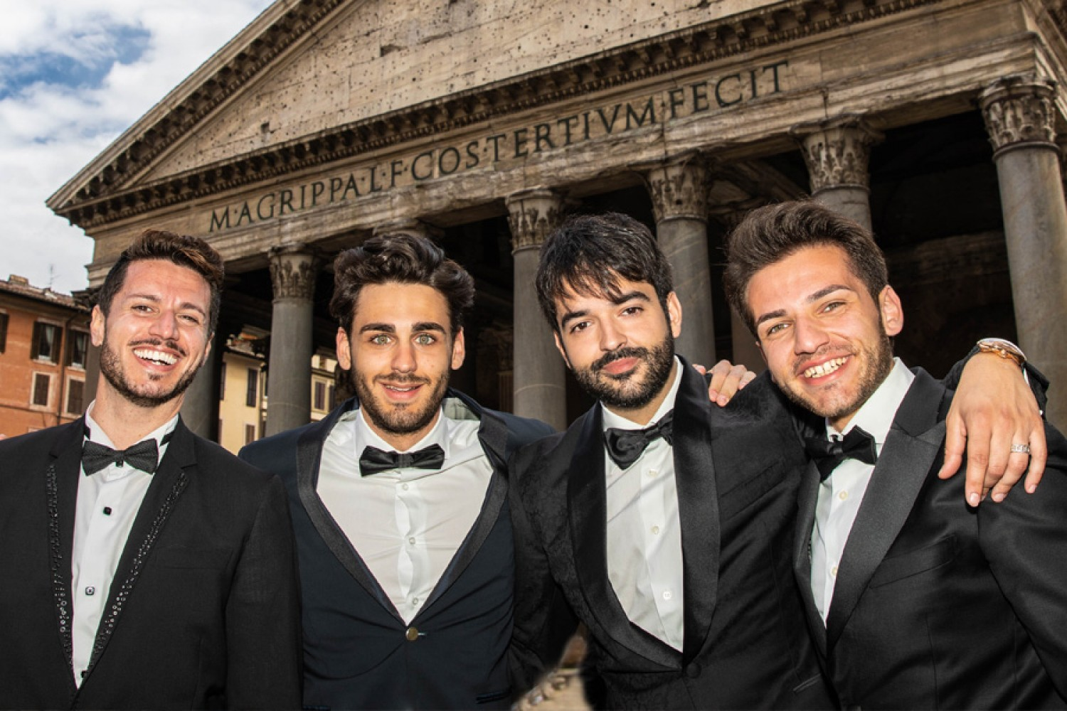 The Four Italian Tenors| Show | The Lyric Theatre