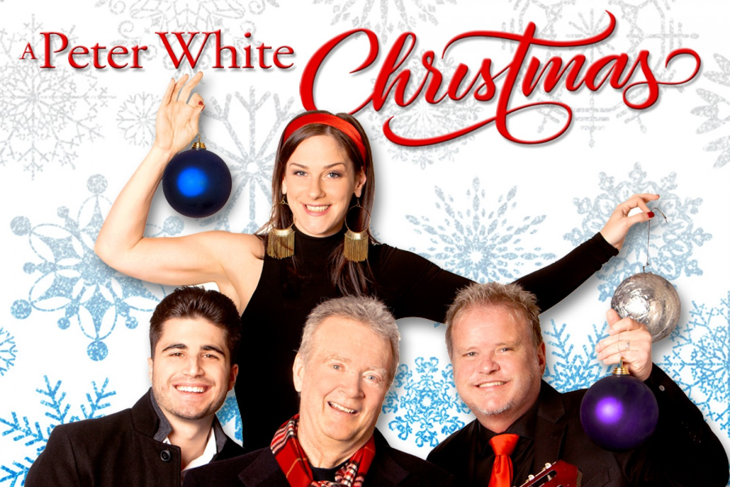 A White Christmas.A Peter White Christmas With Euge Groove Vincent Ingala