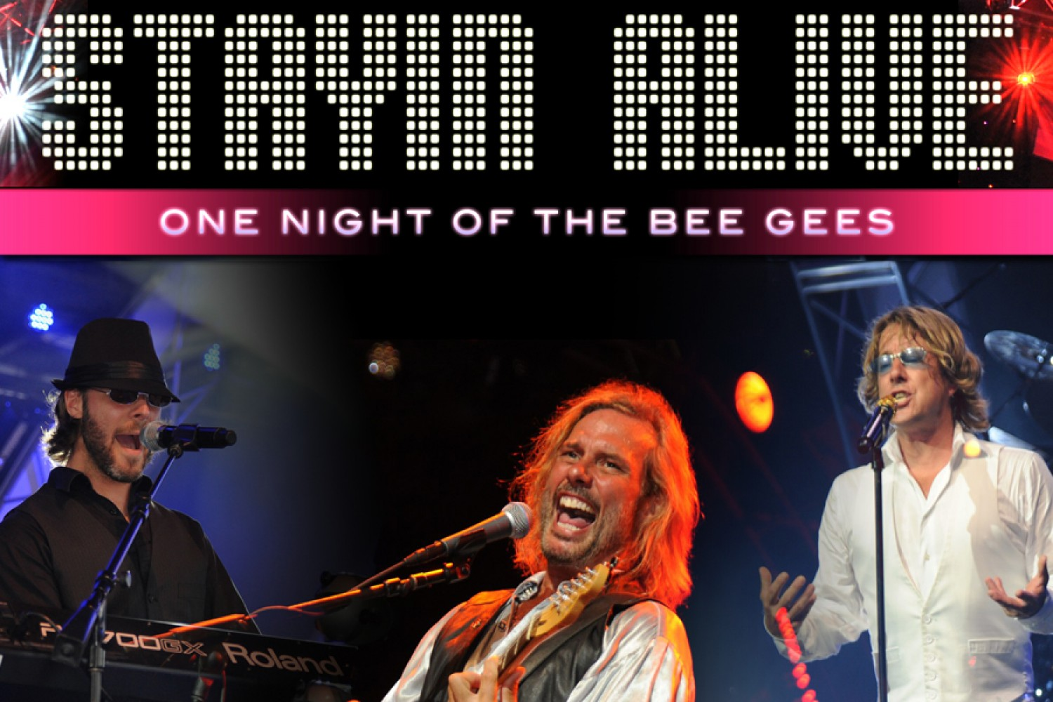 Stayin Alive A Tribute To The Bee Gees Show The Lyric Theatre
